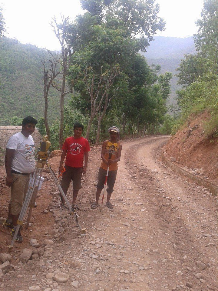Roadside Nepal Surveyors