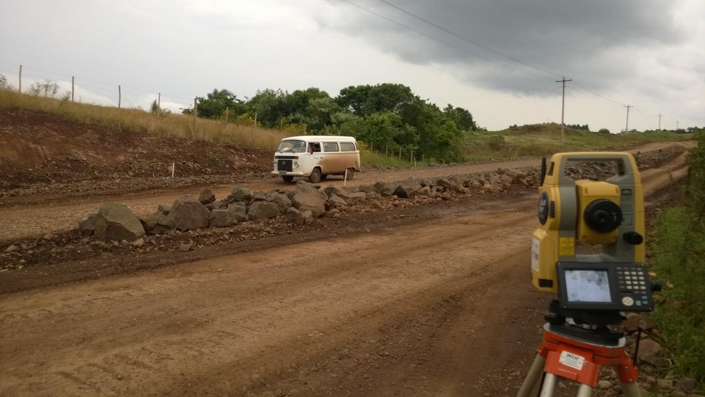 Brazil Surveying in VW
