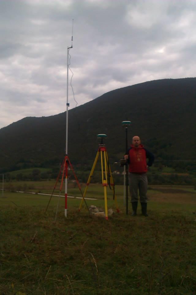 GPS Sokkia Bosnia