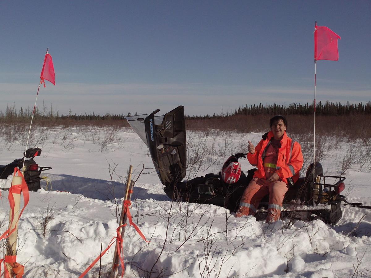 Canadian Surveying