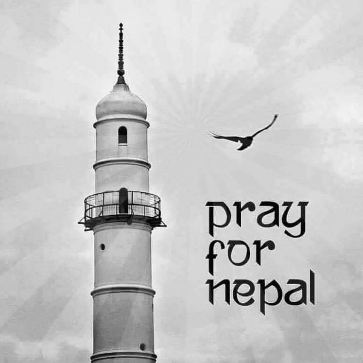 Pray for Nepal !