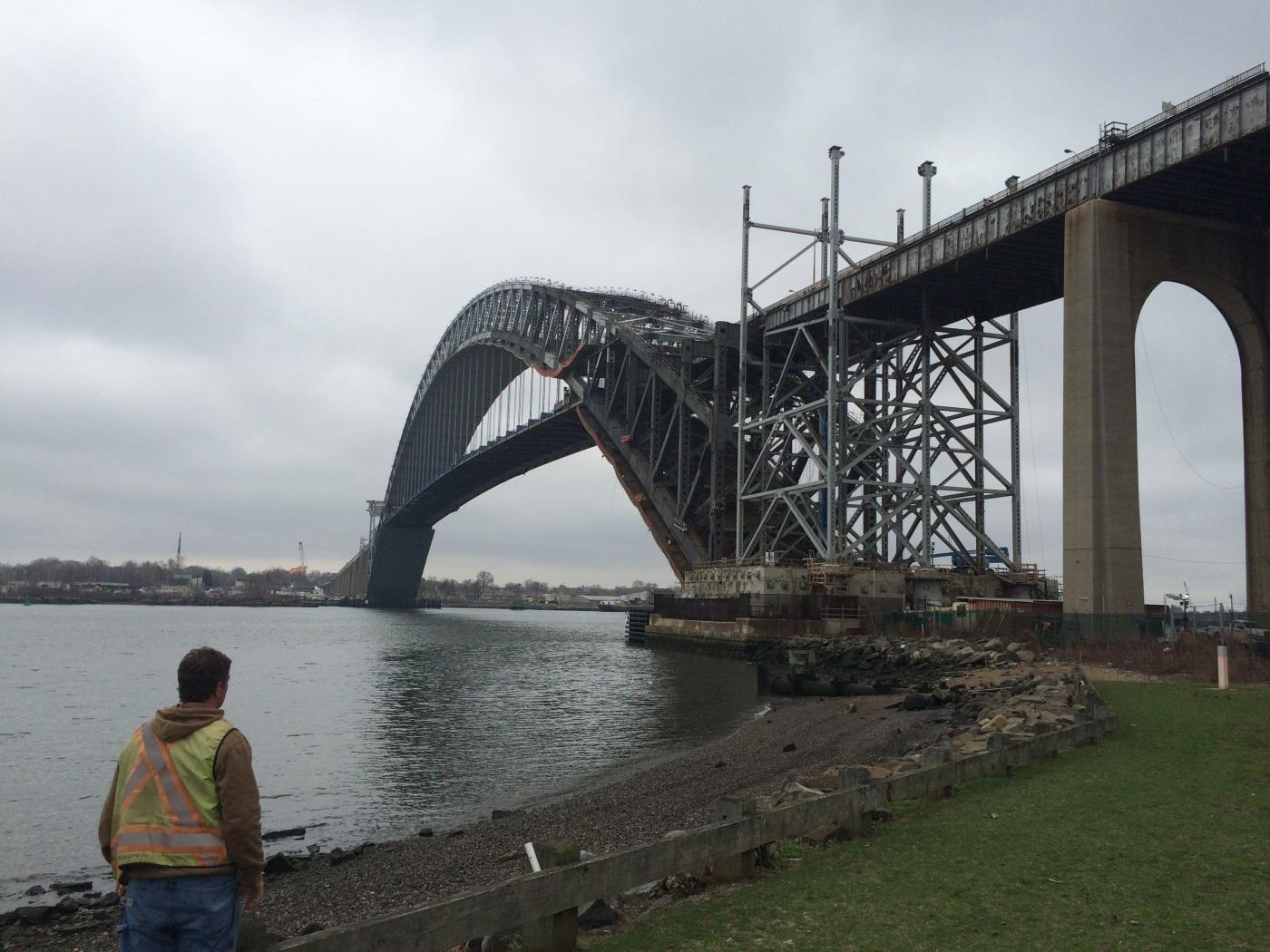 Bayonne Bridge, Bayonne New Jersey