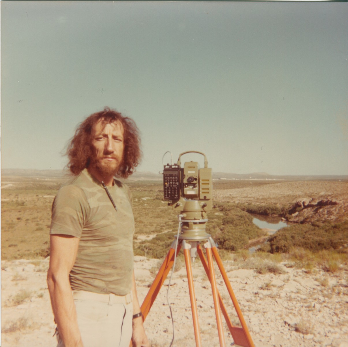 Surveyor and Instrument
