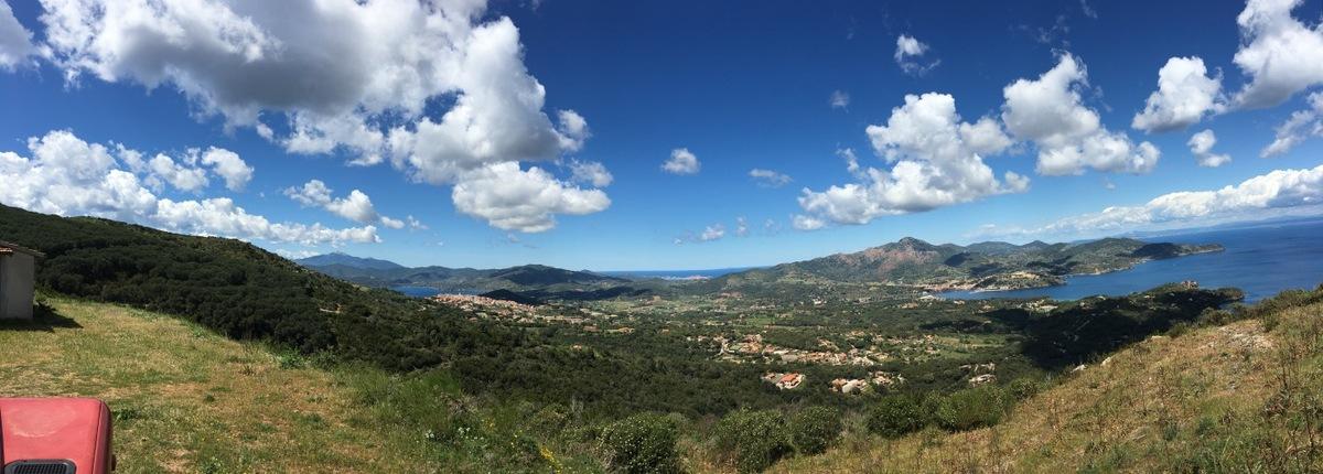 Italian Panoramic Survey