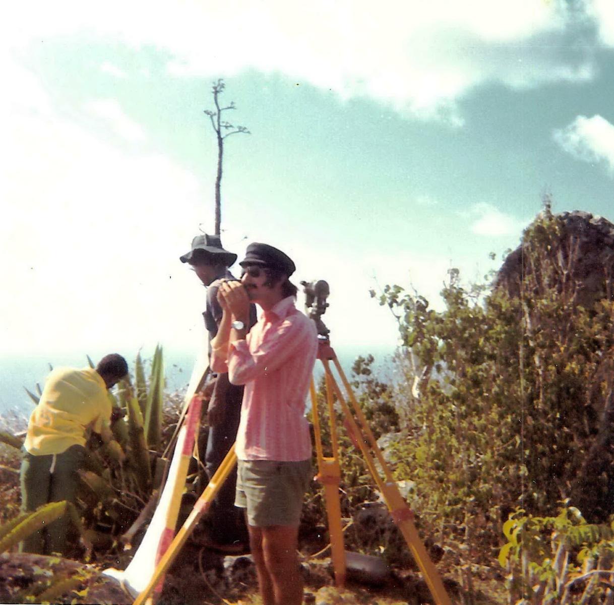 Nevis Island Survey 1973