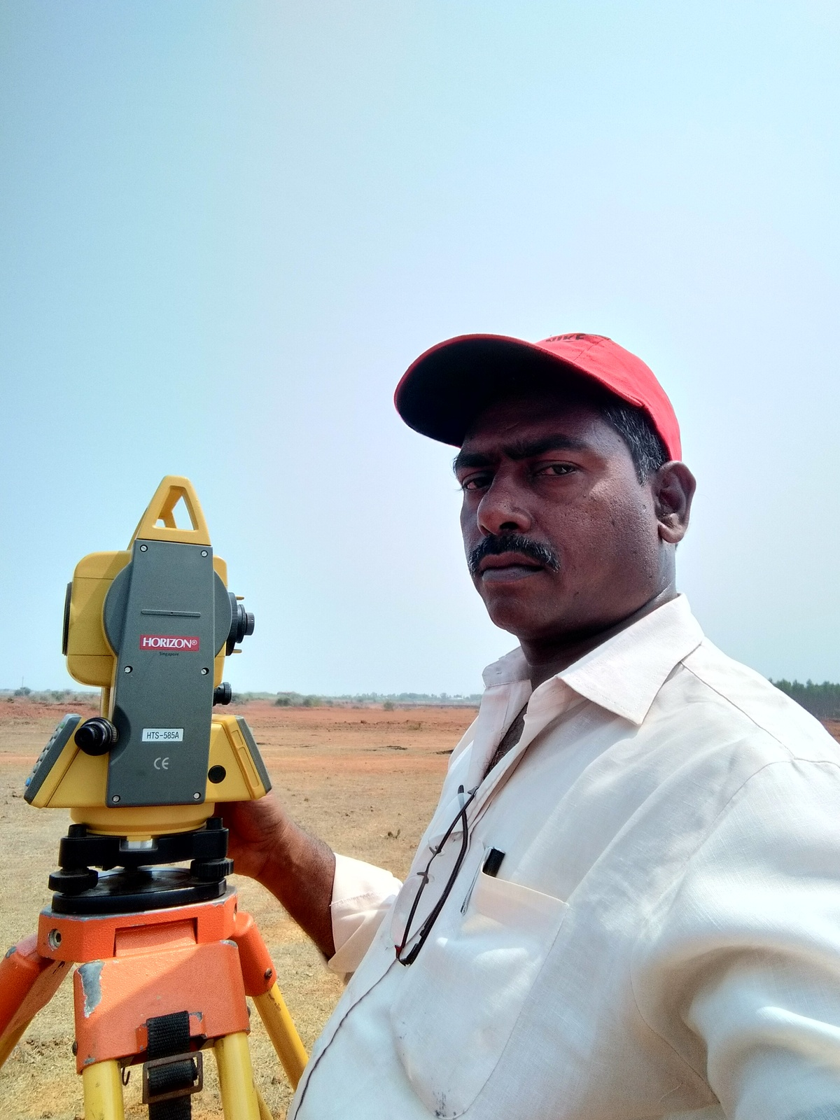 Serious Surveyor in India