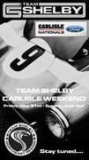 Team Shelby Carlisle Weekend