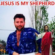 *CORNER*3:16*STONE* Robert Frank Steele(Bobebuzz) JESUS *IS* MY SHEPHERD
