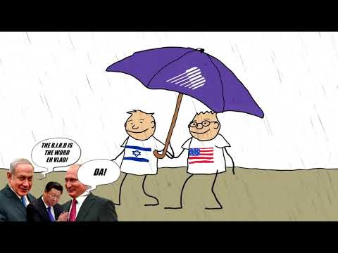 How Israel F**ks Over America | The B.I.R.D Is The Word