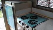 RETRO STOVE AN ICE BOX 1967 VANGUARD