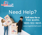 Need Help for Shifting Home Office Car Bike Call Now For Get Free Moving Quotes - LogisticMart