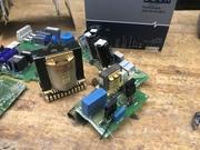 Scavenged micro transformers