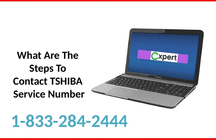 (+1)-833-284-2444 TOSHIBA Support Phone Number