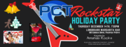 40th Anniversary PCT ROCKIN HOLIDAY SHINDIG