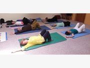 Feldenkrais Method (movement) Class Monday evenings