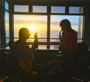"Sonya Jason's ""Sunset Sax and Guitar"""