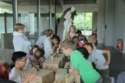 Stage-Atelier pour les enfants et jeunes de 6 à 12 ans - Dans le cadre de l'exposition De lin et de laine. Textiles égyptiens du 1er millénaire