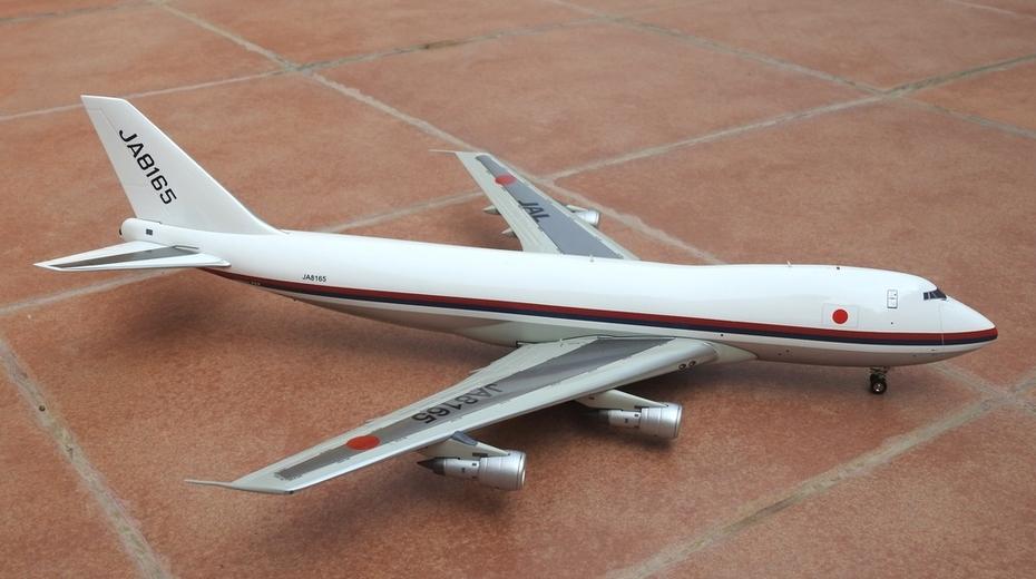 Blue Box 1:200 JAL Cargo B747-200F