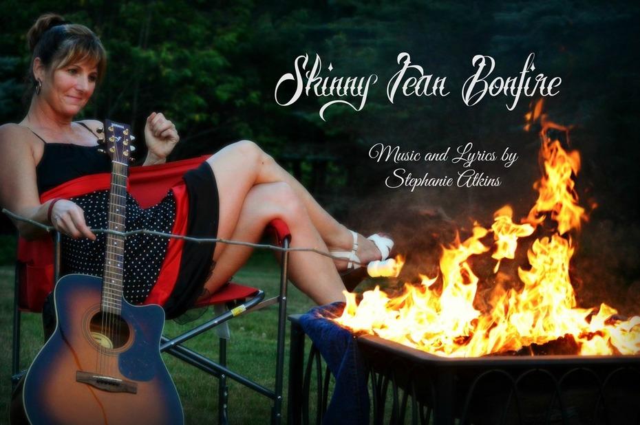 Skinny Jean Bonfire cover-High Def