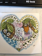 Amazing heart by Pam McVay! Sublime!