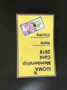 Membership Card Closed