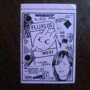 Fluxus stamp