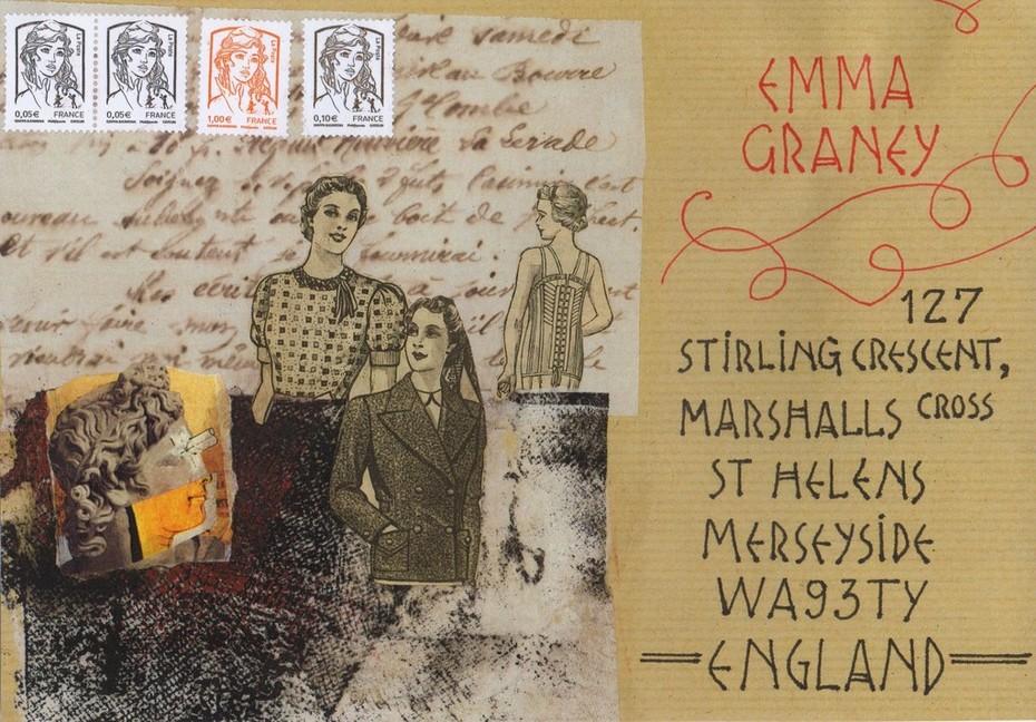 sent to Emma Graney -