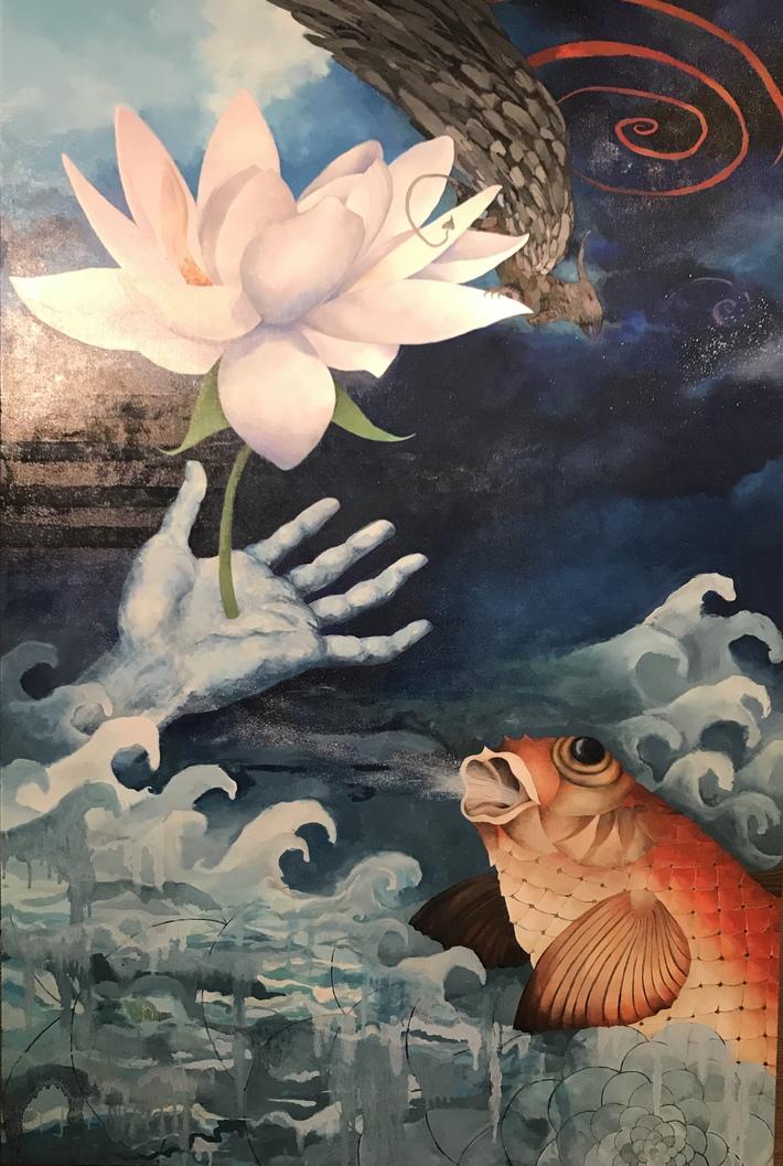 Hurricane Iniki Series: Fish Talk