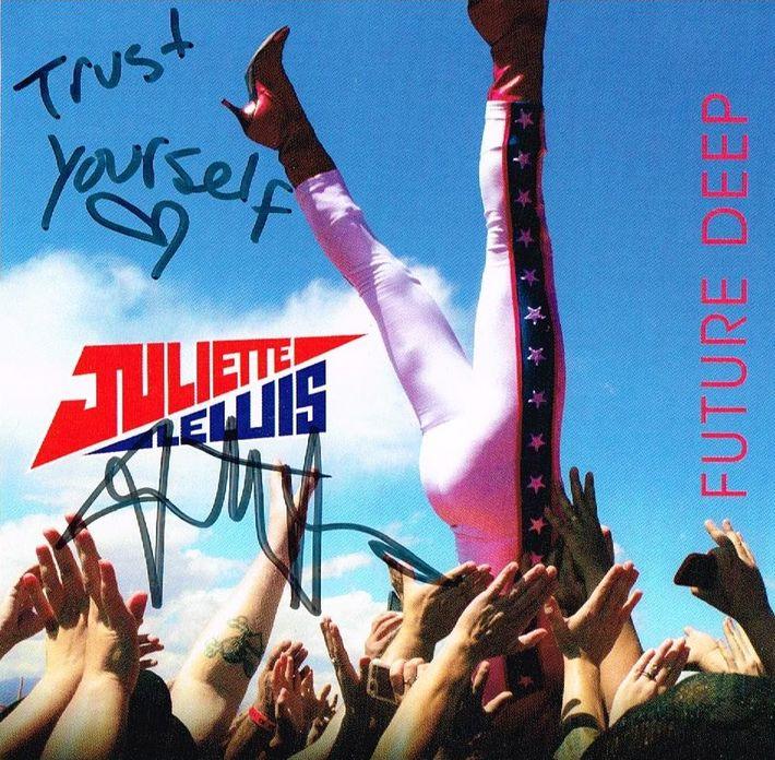 Juliette Lewis - Future Deep