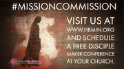 Let's make 2019 the year of the Great Commission