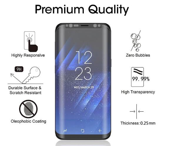 Custom Tempered Glass Screen Protector Manufacturers Wholesale China- LMT