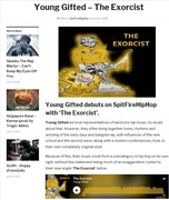 SpitFireHipHop_The Exorcist By Young Gifted