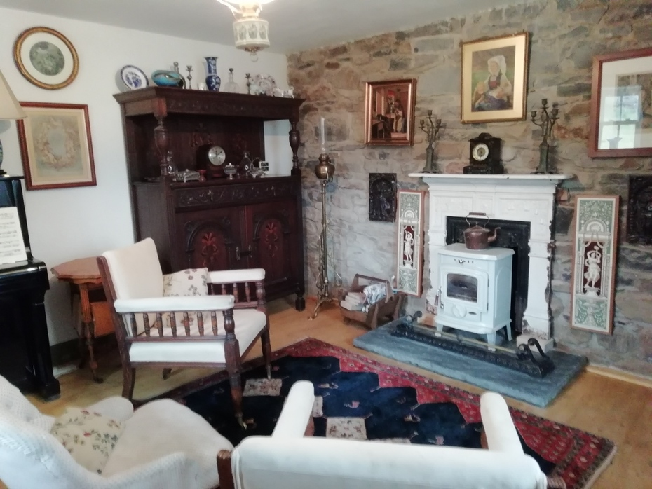 Parlour, Carrowcullen, The Old Irish Farmhouse