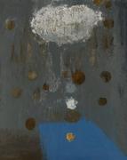 Cajones vacíos  - óleo sobre tela 100 x 80 cm.