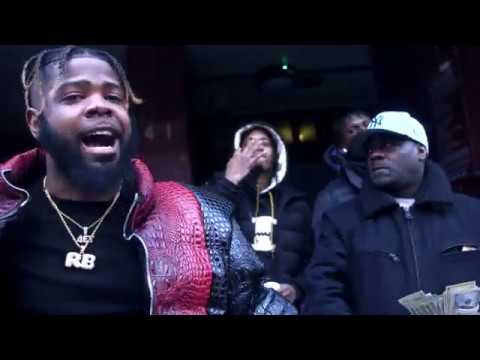 """Ronnie Bee - """"Concrete Rose"""" (Directed By
