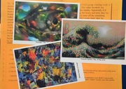 Assorted cards from Ficus