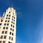 The highest building in LA