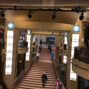 Stairs to the Dolby