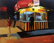 The Momo Hut.