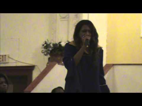 AWA Women of the Prophetic Word 2 : PROPHETESS ODESSA MOTON