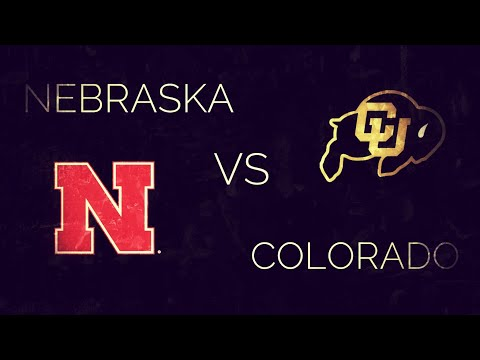 Nebraska VS Colorado  ULTIMATE Rival Pump Up 2018!!!