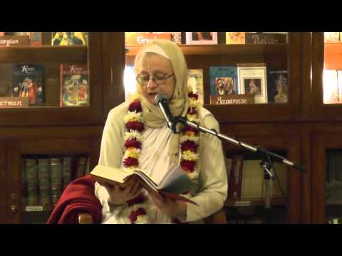 Bhagavad Gita Class on Canto 02 Chapter 04 Text 06 by HG Lavanga Lata Mataji