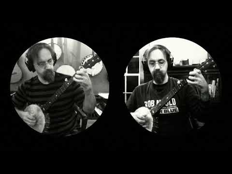 Cataract Jig - Classic fingerstyle banjo duet played by Andy Chase