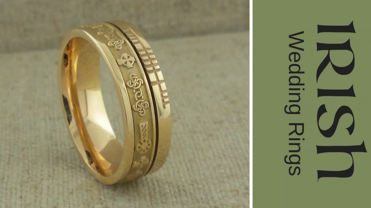 Irish Wedding Rings