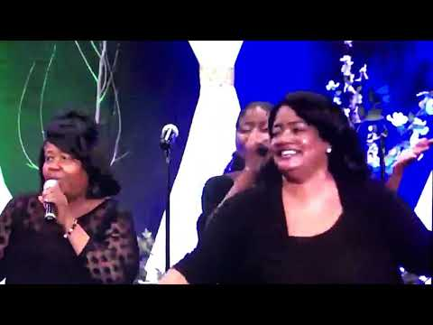 Marie Della thomas & Family - Singing Cover of JOY @ Havest Army International  -