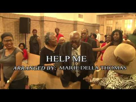 HELP ME -  MARIE DELLA THOMAS & FAMILY LIVE IN CONCERT