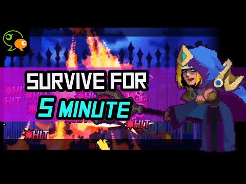 Try to survive for 5 minutes, Best 2D online action game. Hi Lord