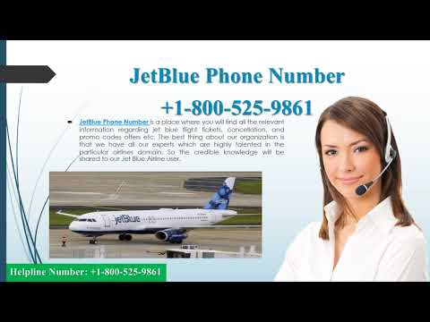 Reach us at JetBlue Phone Number Experts for Gathering JetBlue Information