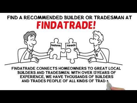 Find A Trade: Find Recommended Tradesmen