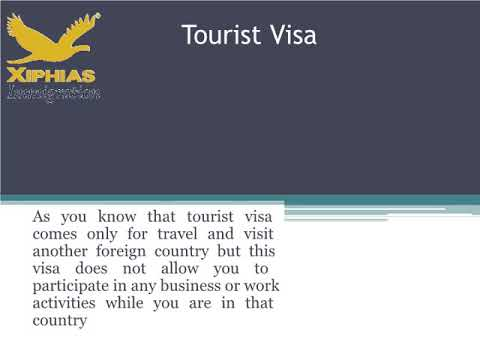 Know Types of Visa And Migration Process or How to Apply